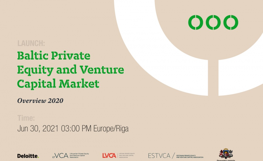 Baltic Private Equity and Venture Capital Market Overview 2020