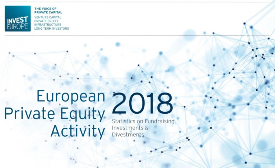 European Private Equity Activity 2018 data