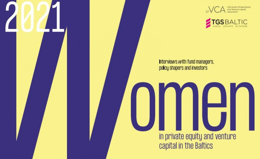 Women in private equity and venture capital in the Baltics 2021