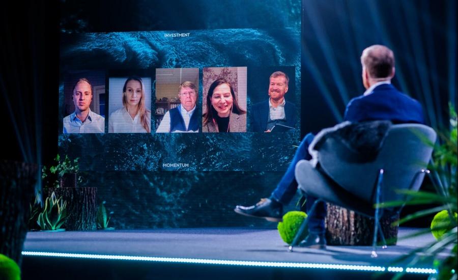 """Nordic-Baltic PE/VC Momentum 2021""virtual conference"