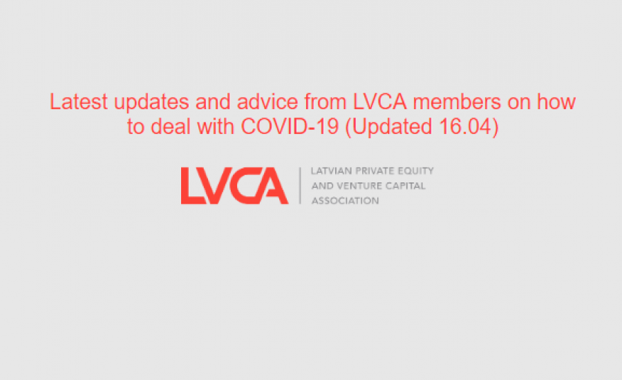 Latest updates and advice from LVCA members on how to deal with COVID-19 (Updated 16.04)