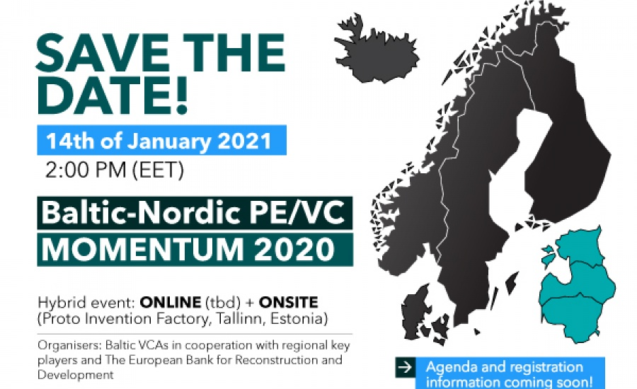 Baltic-Nordic PE/VC MOMENTUM 2021