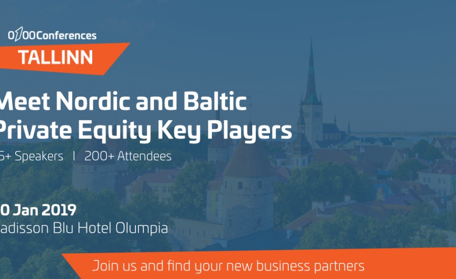 Venture Capital & Private Equity conference in Tallinn
